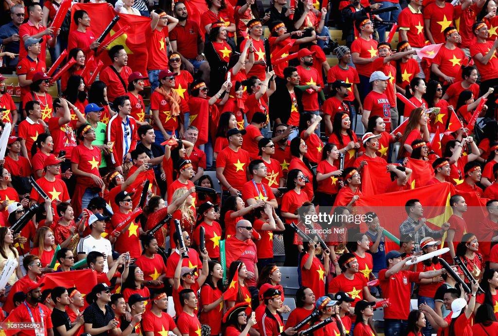 Vietnam v Iran - AFC Asian Cup Group D : Fotografía de noticias