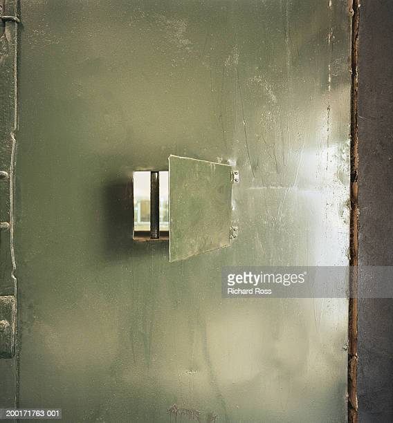 Vietnam, Hanoi, 'Hanoi Hilton', small window in prison door