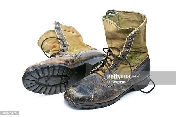 Vietnam Jungle Boots