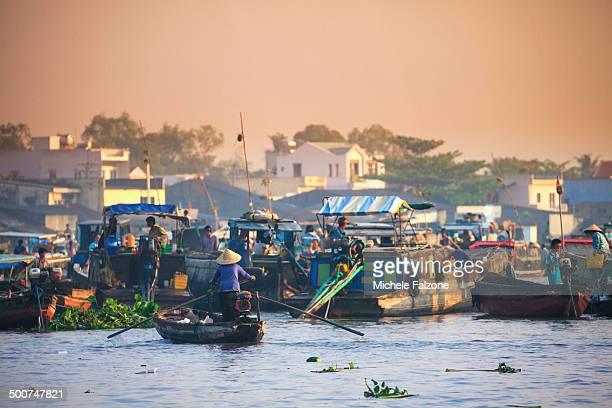 Vietnam, Mekong Delta, Can Tho town