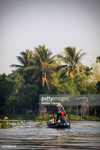 Vietnam, Mekong Delta Region