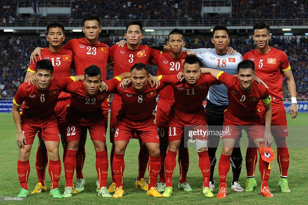Thailand v Vietnam, 2018 FIFA World Cup Qualifier Match Group F : ニュース写真