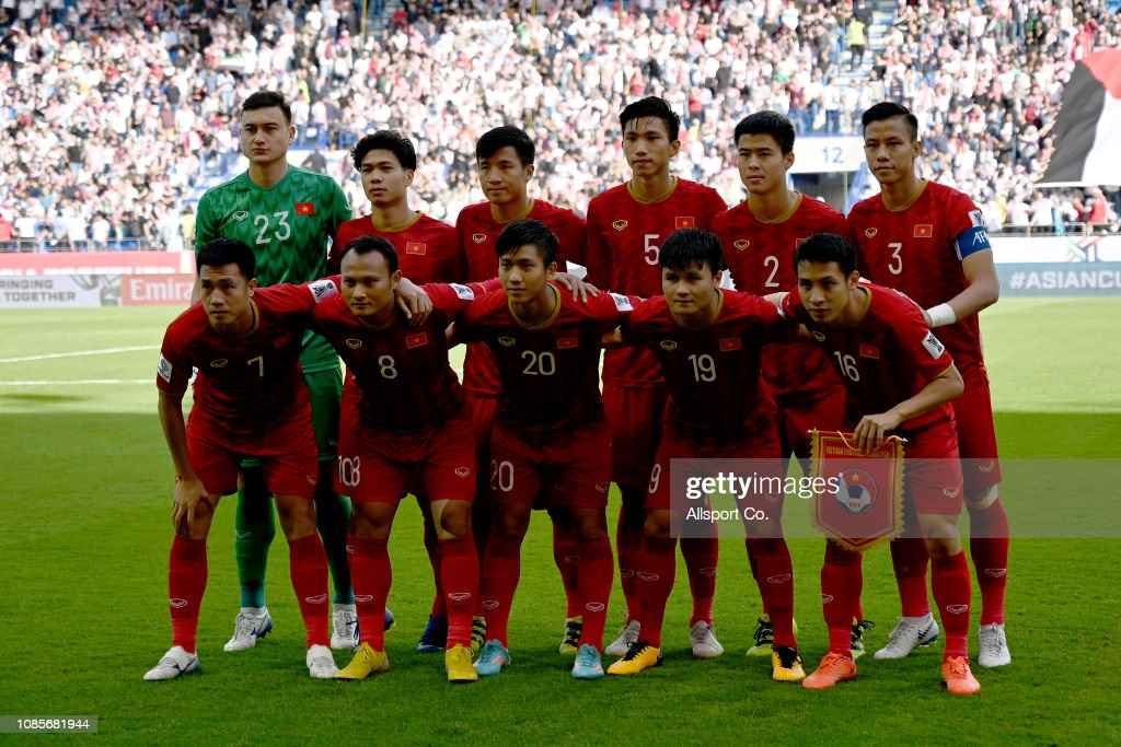 Jordan v Vietnam - AFC Asian Cup Round of 16 : ニュース写真