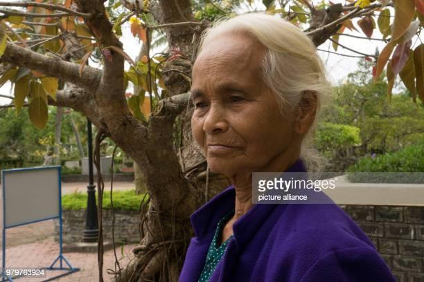 Pham Thi Thuan My Lai massacre survivor Photo Bennett Murray/dpa