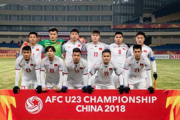 Kunshan Sports Center: AFC U23 Championship China 2018