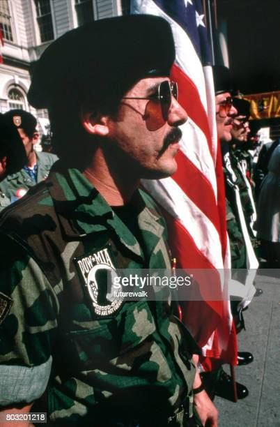 vietnam veteran - army soldier photos stock photos and pictures