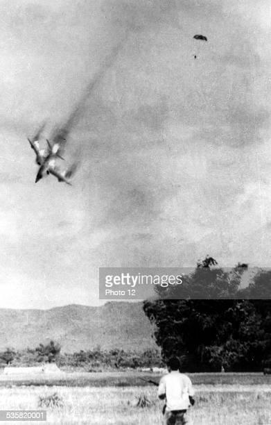 Vietnam war 3 American planes were destroyed during the Hanoi raid September 4 Vietnam