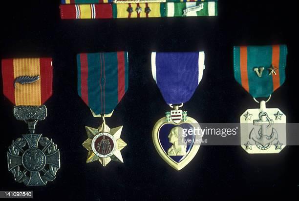 Vietnam war medals