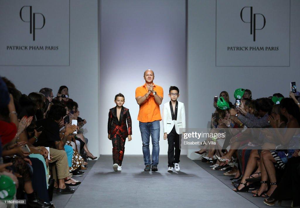 Vietnamese Born French Designer Patrick Pham Walks The Runway At The News Photo Getty Images