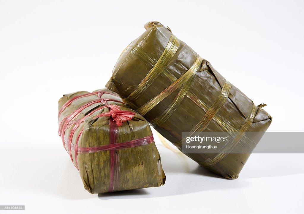 Vietnamita tortas : Foto de stock