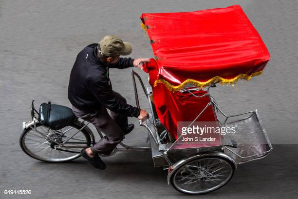 Vietnamese Cyclo in Hanoi The cycle rickshaw is a local means of transport it is also known by a variety of other names such as pedicab cyclo or...