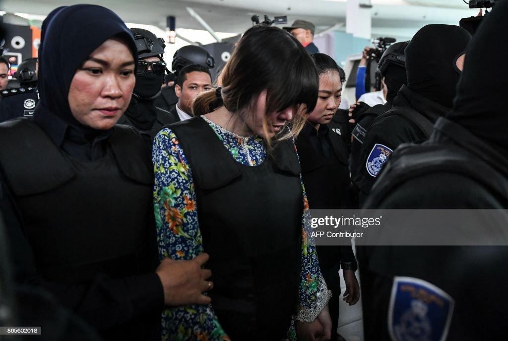 MALAYSIA-NKOREA-CRIME-TRIAL : News Photo