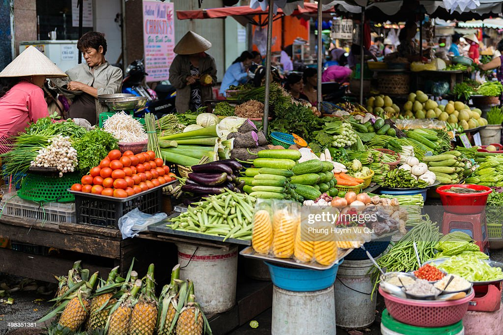 Colorful Vegetables : News Photo