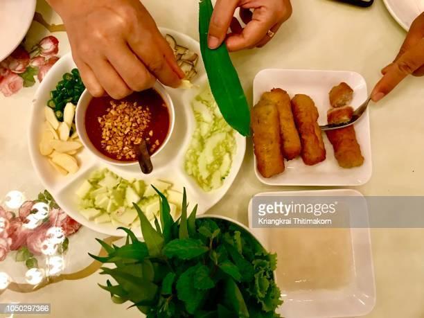 Vietnamese food - Nam Neung.