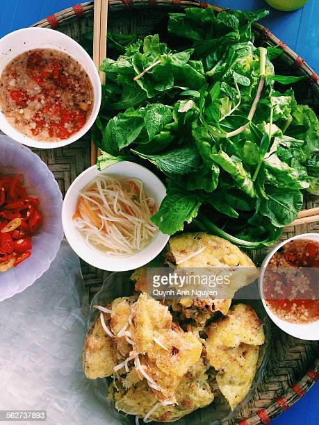 Vietnamese local food - banh xeo