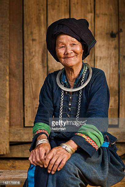 Vietnamese minority people - woman from Nung Hill Tribe