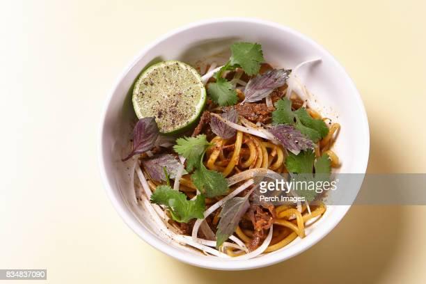 vietnamese noodles - コース料理 ストックフォトと画像