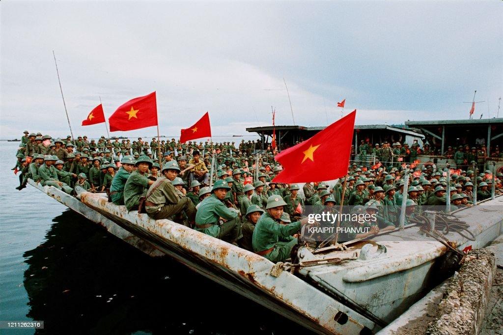 CAMBODIA-VIETNAM : Fotografía de noticias