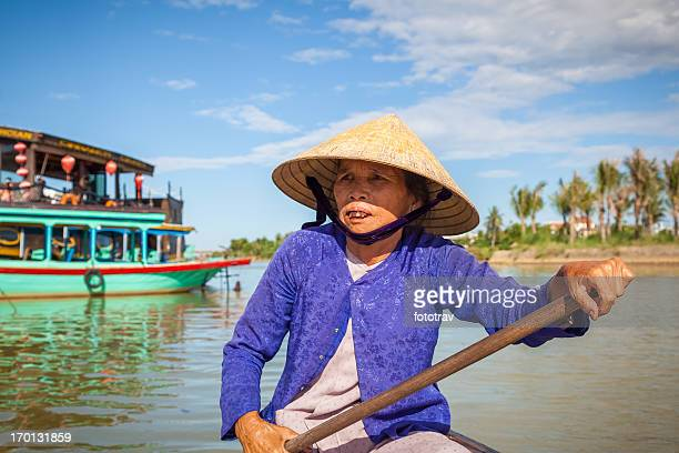 Mujer vietnamita