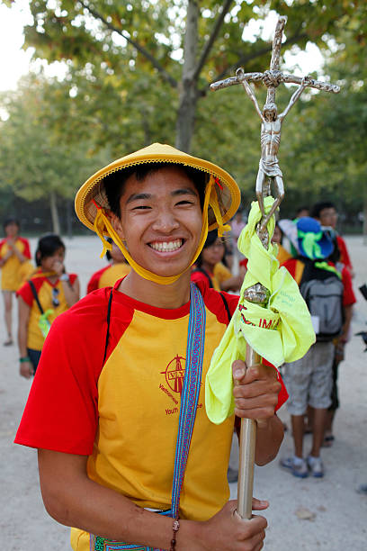 Vietnamese-American Young at World Youth Day 2011