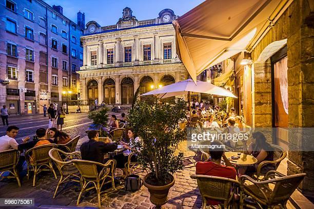 Vieux (Old) Lyon, Place (square) du Change