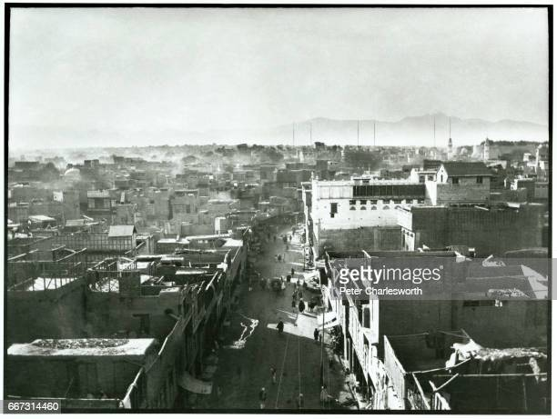 A view across Peshawar city Background to this image With the threat of War looming in Europe Edward Fitzgerald Charlesworth volunteered to join the...