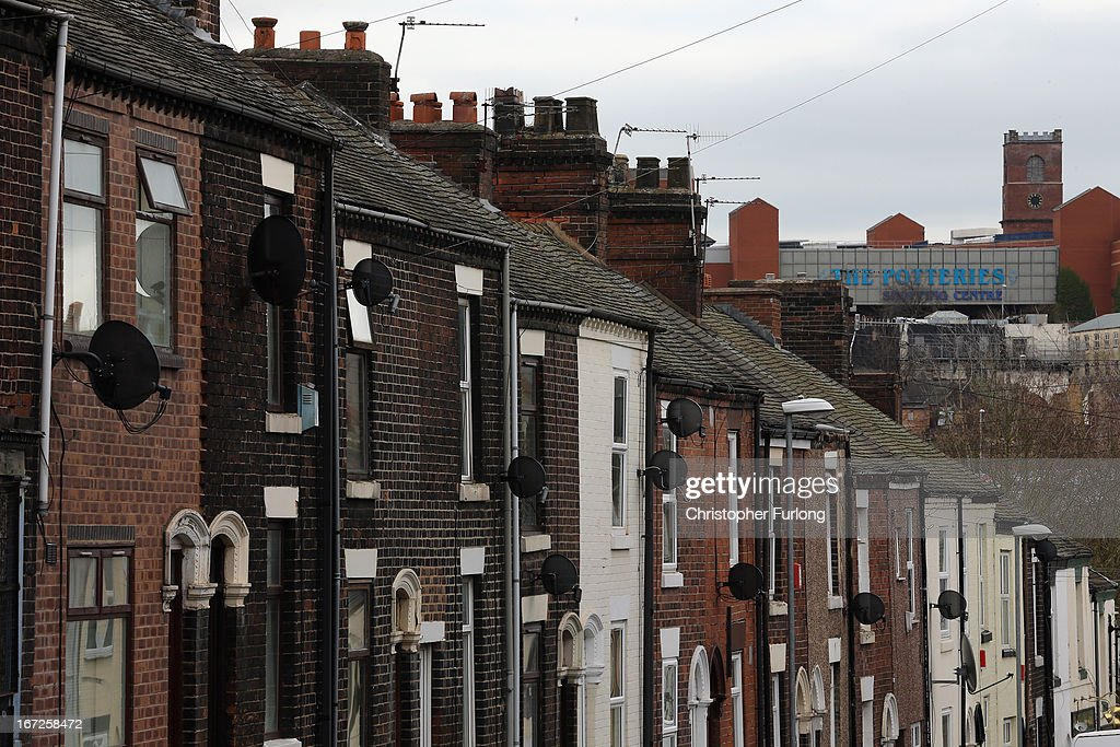 Derelict Houses In Stoke-On-Trent Up For Auction : stoke on tent - memphite.com