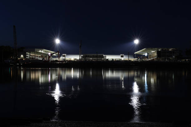 GBR: New Riverside Stand At Fulham FC's Craven Cottage