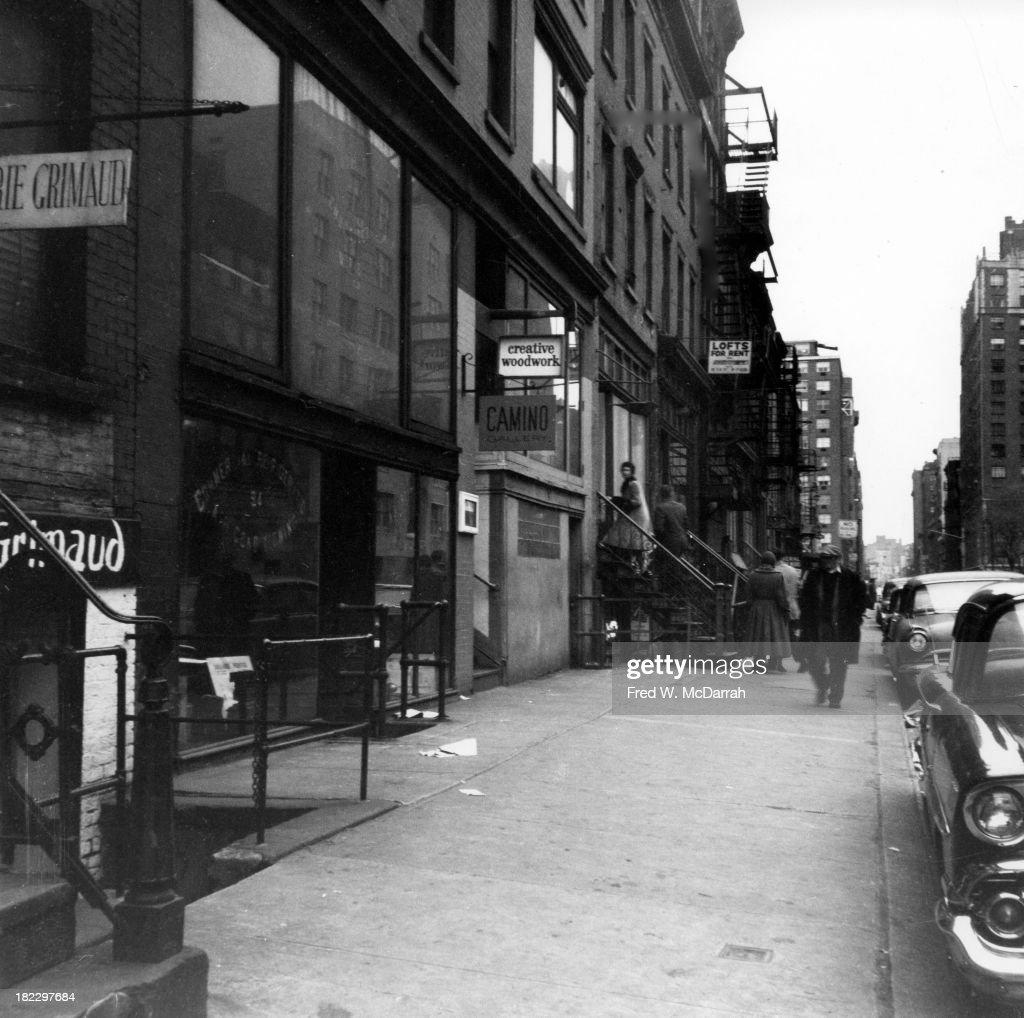 Artist's Lofts On 10th Street : News Photo