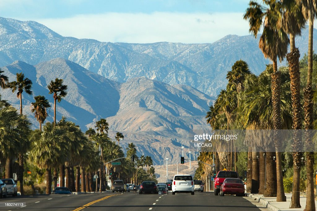 World S Best Palm Springs California Stock Pictures Photos