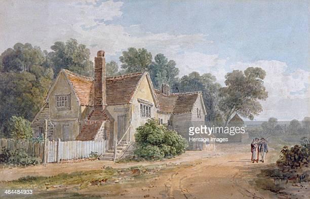'View at Dorking Surrey' 19th century