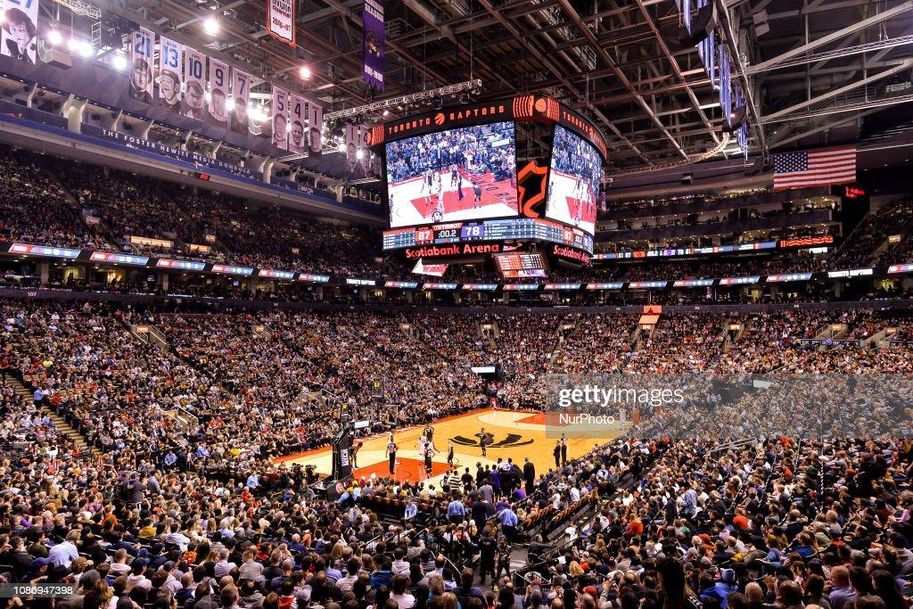 Toronto Raptors v Sacramento Kings - NBA Regular Season : News Photo