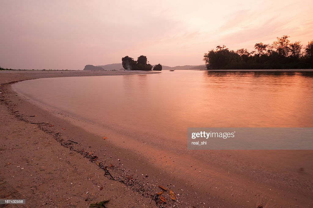 View Beautiful Ocean beaches : Stock Photo