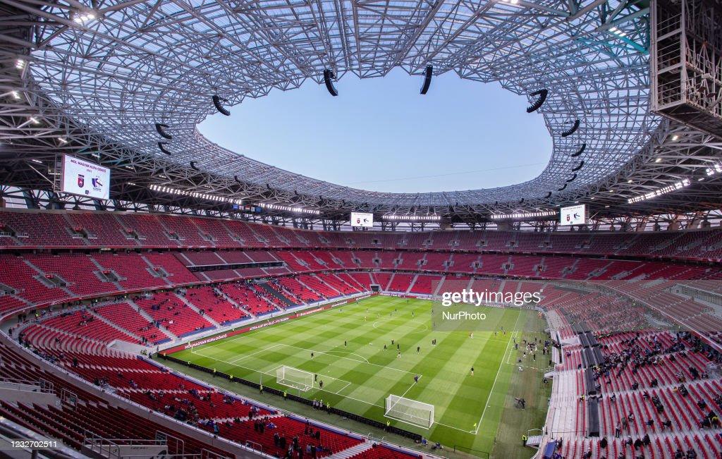 Fehervar v Ujpest - Hungarian CUP Final 2021 : News Photo