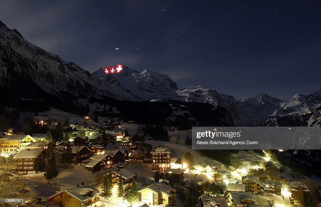 Audi FIS World Cup - Men's Downhill Training : News Photo