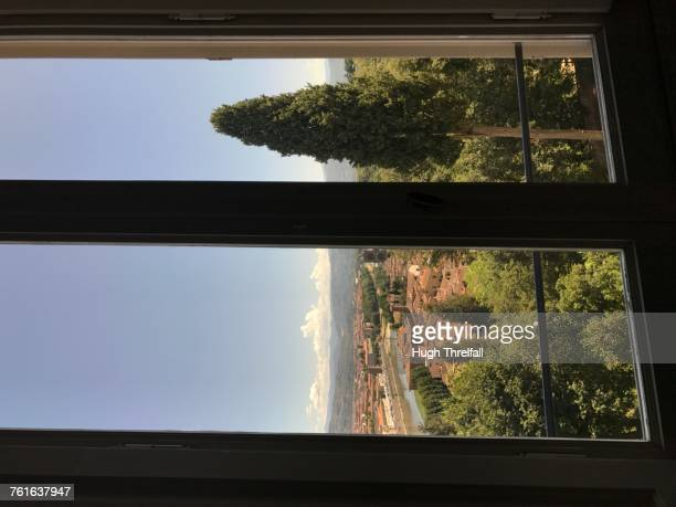 view from a window - hugh threlfall stock pictures, royalty-free photos & images