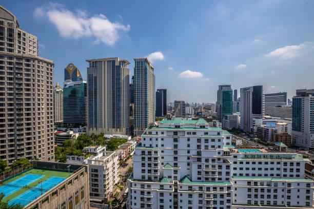 View from AETAS, Bangkok
