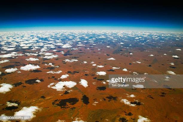 View From An Aeroplane, Australia