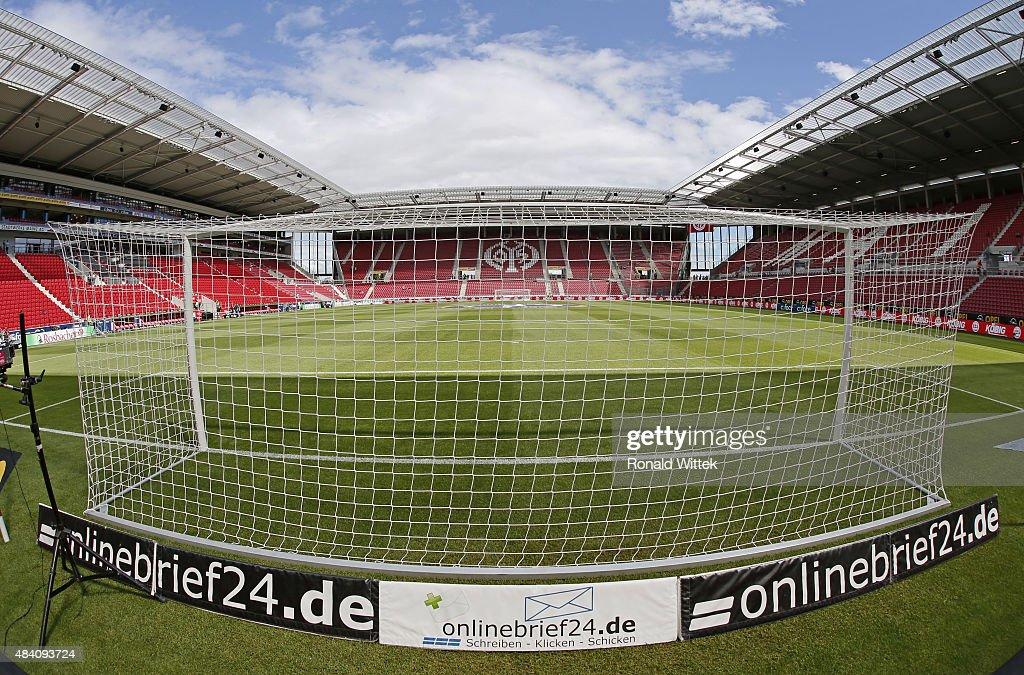 1. FSV Mainz 05 v FC Ingolstadt - Bundesliga : News Photo
