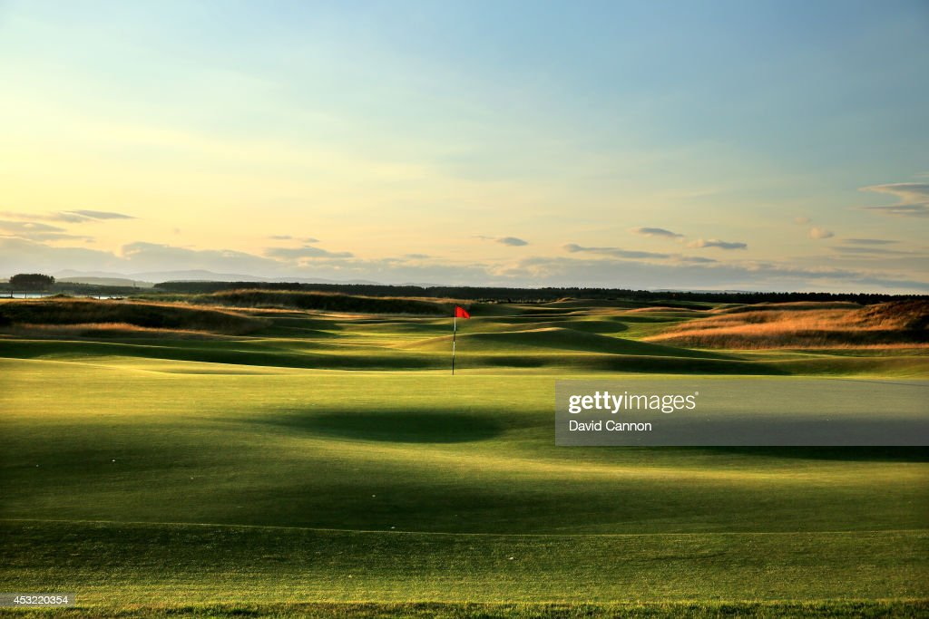 The Old Course St Andrews : News Photo