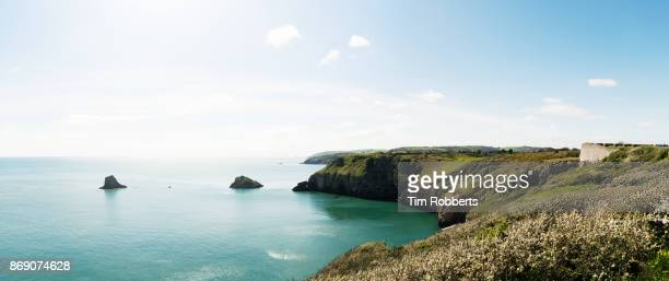 View from Berry Head, Brixham, Devon