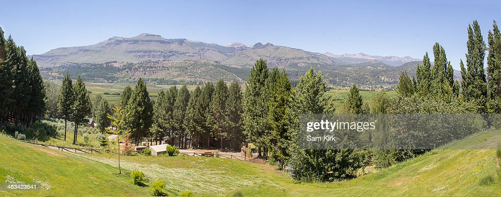 View from Casona del Alto : Stock Photo