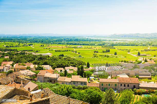 View from Chateauneuf-du-Pape