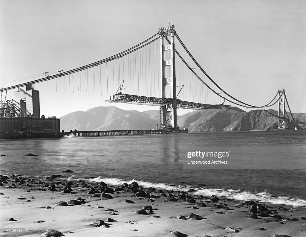 How They Built the Golden Gate Bridge