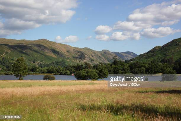 view from glenridding - dave ashwin stock pictures, royalty-free photos & images