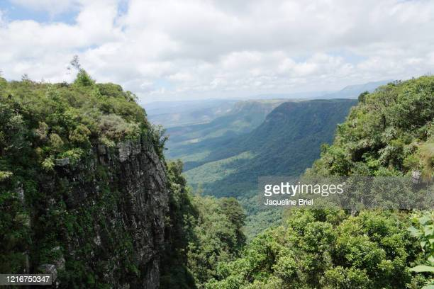 view from god's window 1 - mpumalanga province stock pictures, royalty-free photos & images