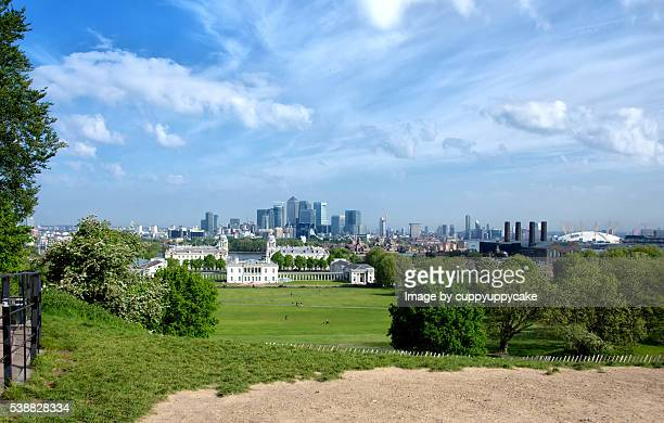 View from Greenwich Observatory