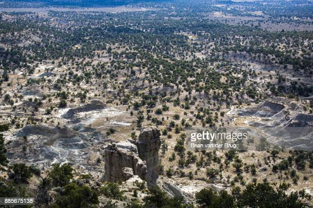 MONUMENT UTAH THURSDAY SEPTEMBER 28 2017 A view from Horse Mountain into the Kaiparowits Plateau in the Grand StaircaseEscalante National Monument...