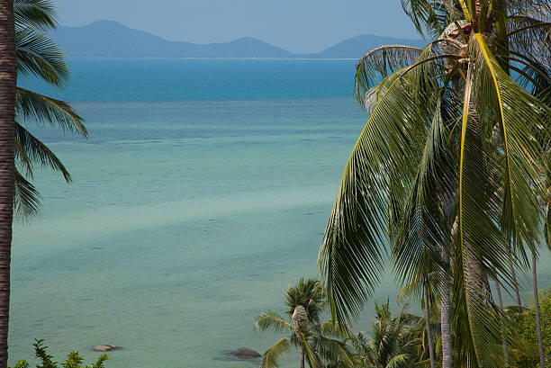 View from Koh Samui Island