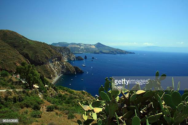 View from Lipari -  Quattrocchi
